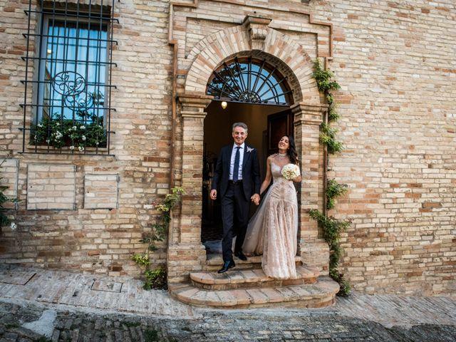 Il matrimonio di Simone e Valentina a Fermo, Fermo 72