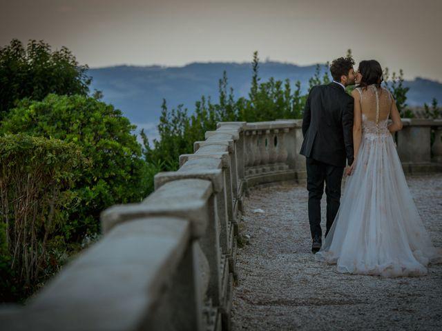 Il matrimonio di Simone e Valentina a Fermo, Fermo 99