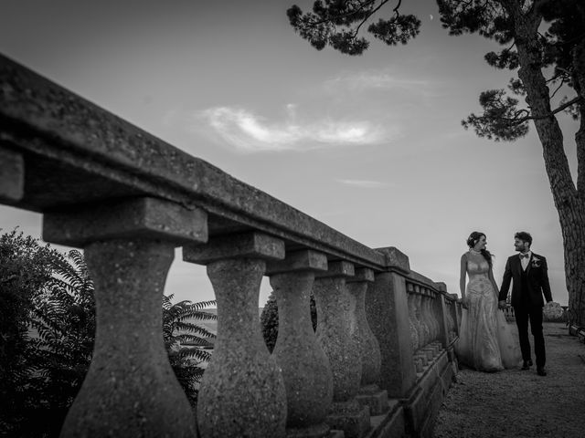Il matrimonio di Simone e Valentina a Fermo, Fermo 101