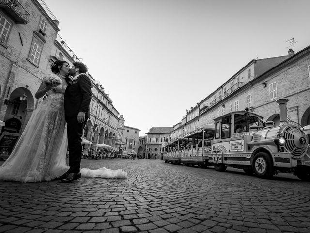 Il matrimonio di Simone e Valentina a Fermo, Fermo 102