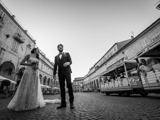 Il matrimonio di Simone e Valentina a Fermo, Fermo 103