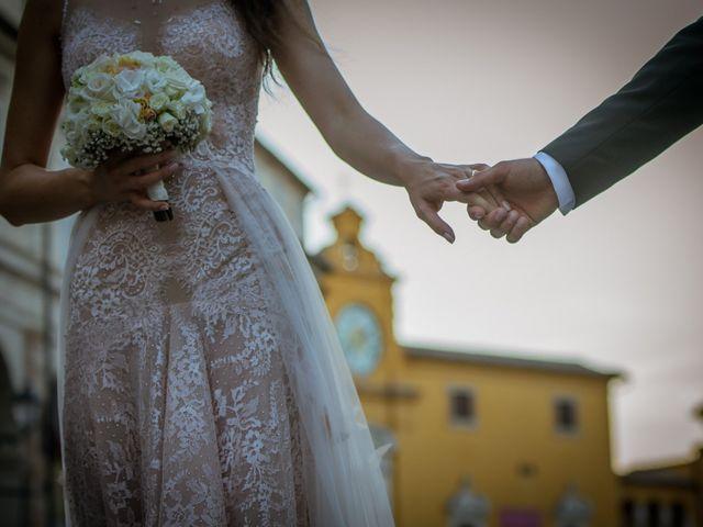 Il matrimonio di Simone e Valentina a Fermo, Fermo 104