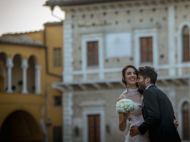 Il matrimonio di Simone e Valentina a Fermo, Fermo 105