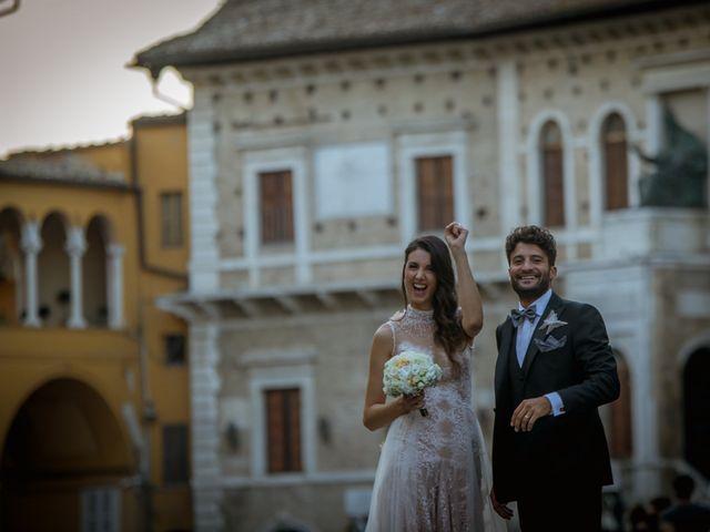 Il matrimonio di Simone e Valentina a Fermo, Fermo 106