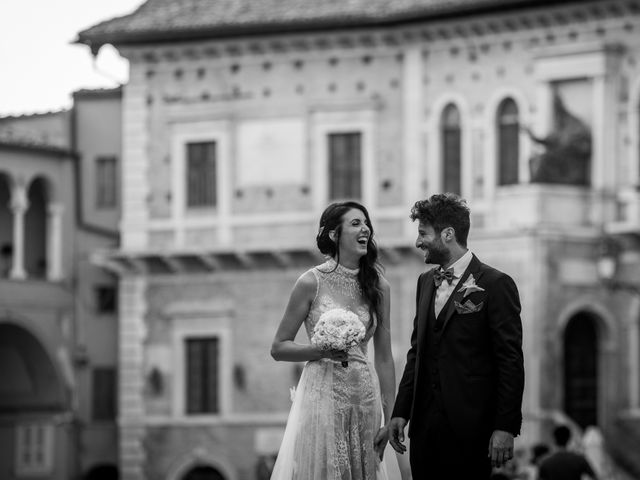 Il matrimonio di Simone e Valentina a Fermo, Fermo 107