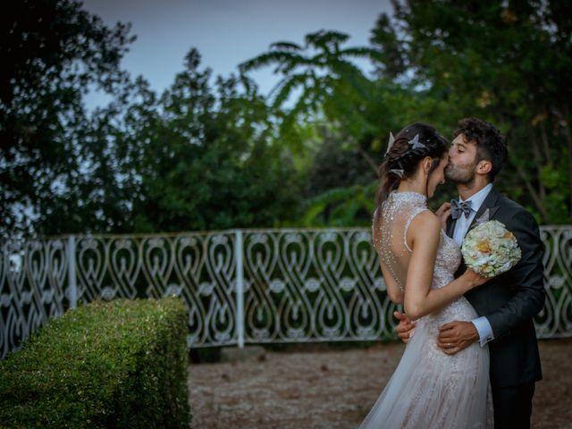 Il matrimonio di Simone e Valentina a Fermo, Fermo 112