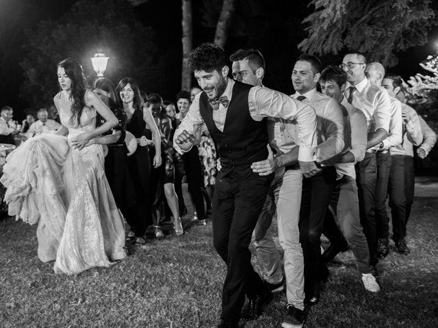 Il matrimonio di Simone e Valentina a Fermo, Fermo 131