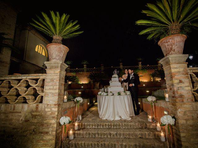 Il matrimonio di Simone e Valentina a Fermo, Fermo 144