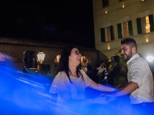 Il matrimonio di Simone e Valentina a Fermo, Fermo 152