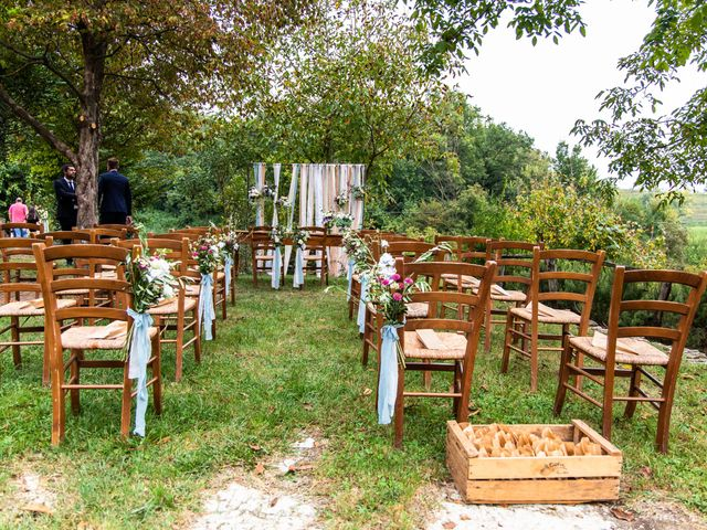Il matrimonio di Andrea e Valeria a Perego, Lecco 8
