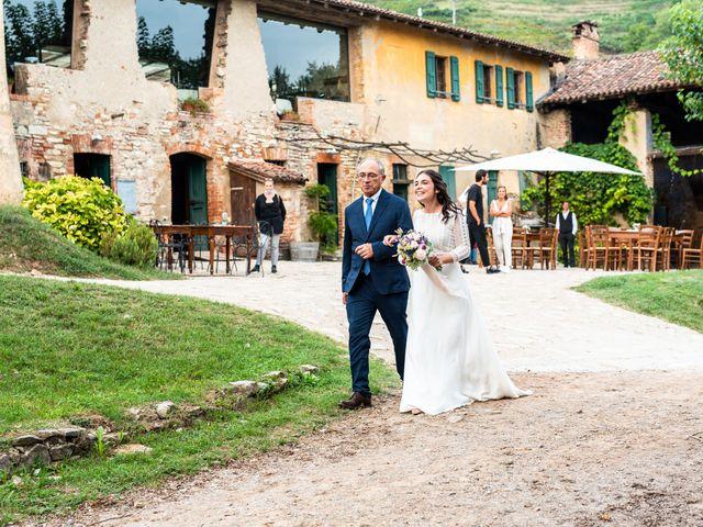 Il matrimonio di Andrea e Valeria a Perego, Lecco 14