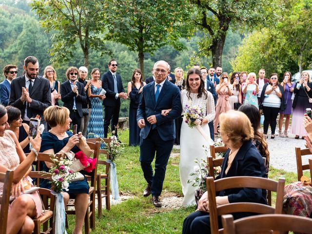 Il matrimonio di Andrea e Valeria a Perego, Lecco 16