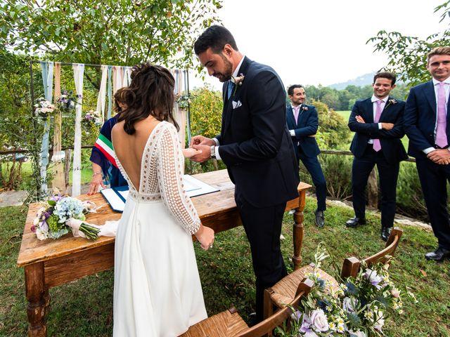 Il matrimonio di Andrea e Valeria a Perego, Lecco 23