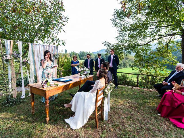 Il matrimonio di Andrea e Valeria a Perego, Lecco 26
