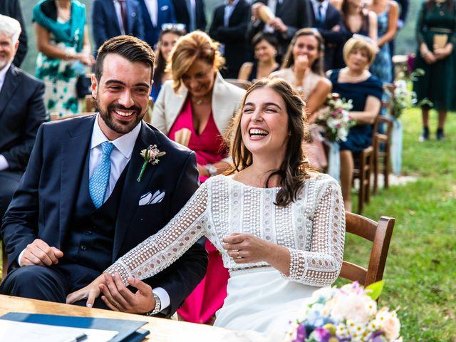 Il matrimonio di Andrea e Valeria a Perego, Lecco 27