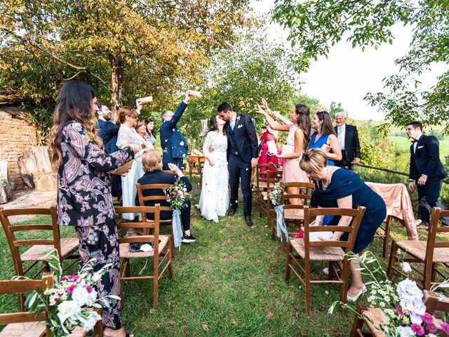 Il matrimonio di Andrea e Valeria a Perego, Lecco 30