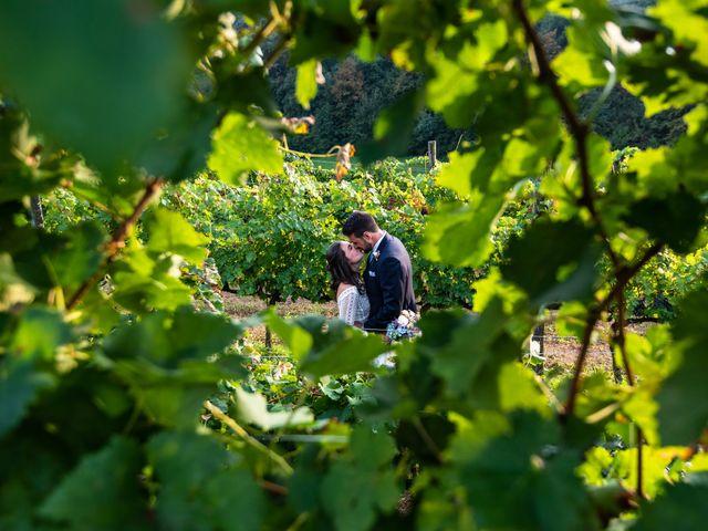 Il matrimonio di Andrea e Valeria a Perego, Lecco 1