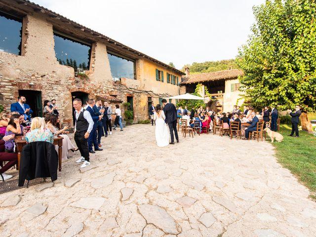 Il matrimonio di Andrea e Valeria a Perego, Lecco 34