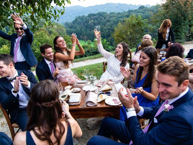 Il matrimonio di Andrea e Valeria a Perego, Lecco 37