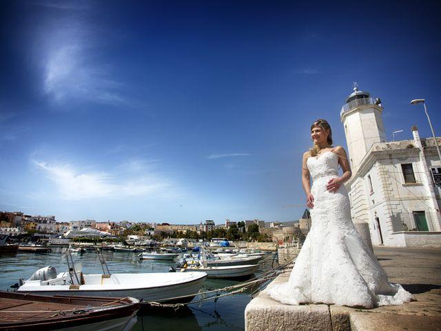 Il matrimonio di Antonella e Emilio a Foggia, Foggia 25