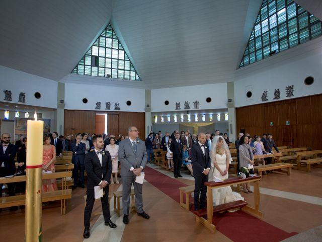 Il matrimonio di Antonella e Emilio a Foggia, Foggia 33