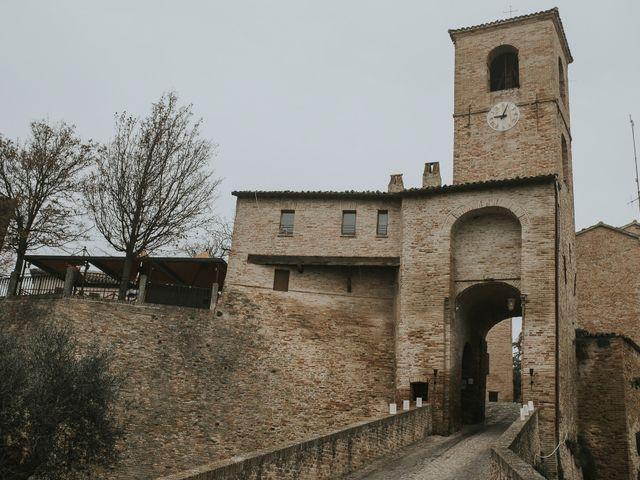 Il matrimonio di Filippo e Valentina a Montegridolfo, Rimini 1
