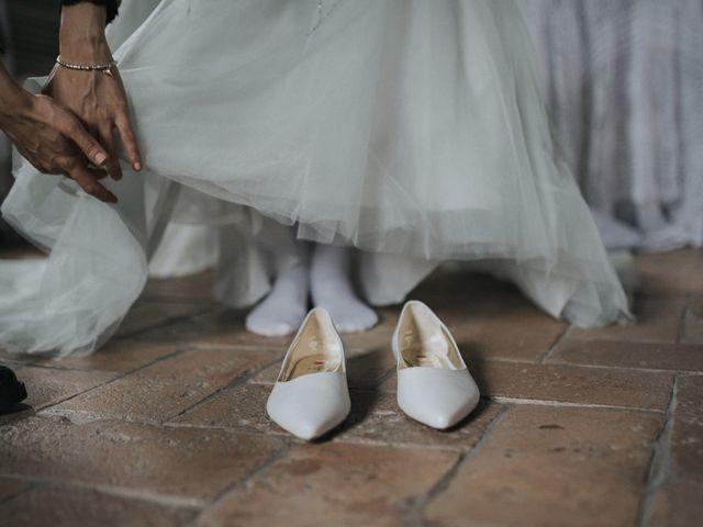 Il matrimonio di Filippo e Valentina a Montegridolfo, Rimini 11