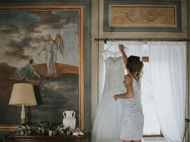Il matrimonio di Filippo e Valentina a Montegridolfo, Rimini 4