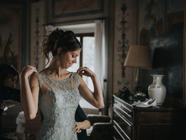Il matrimonio di Filippo e Valentina a Montegridolfo, Rimini 15