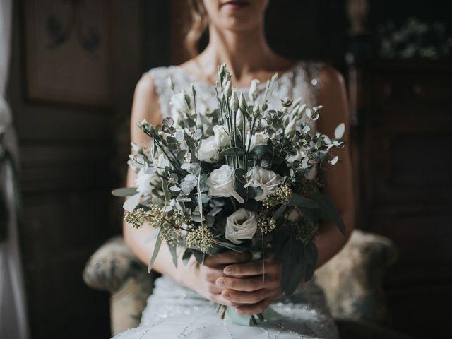 Il matrimonio di Filippo e Valentina a Montegridolfo, Rimini 16