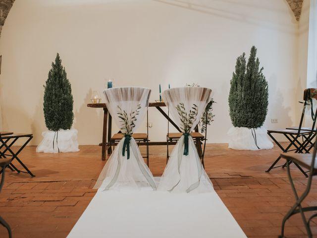 Il matrimonio di Filippo e Valentina a Montegridolfo, Rimini 19
