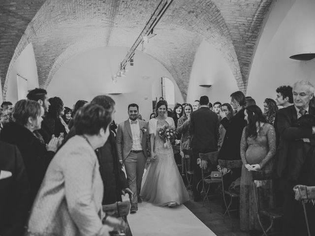 Il matrimonio di Filippo e Valentina a Montegridolfo, Rimini 23