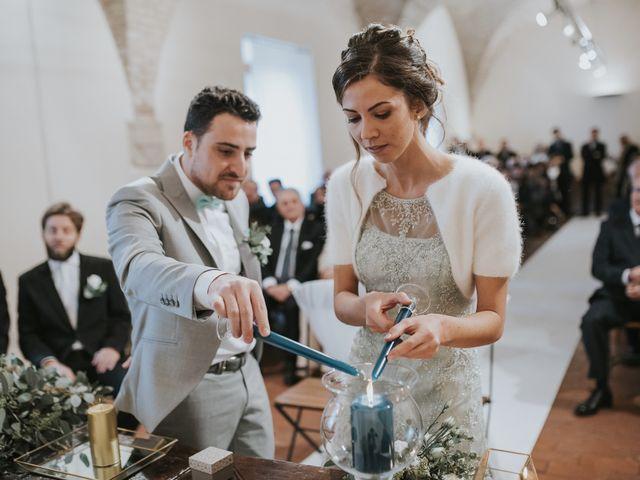 Il matrimonio di Filippo e Valentina a Montegridolfo, Rimini 26