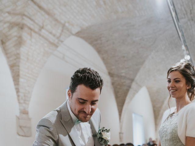 Il matrimonio di Filippo e Valentina a Montegridolfo, Rimini 27