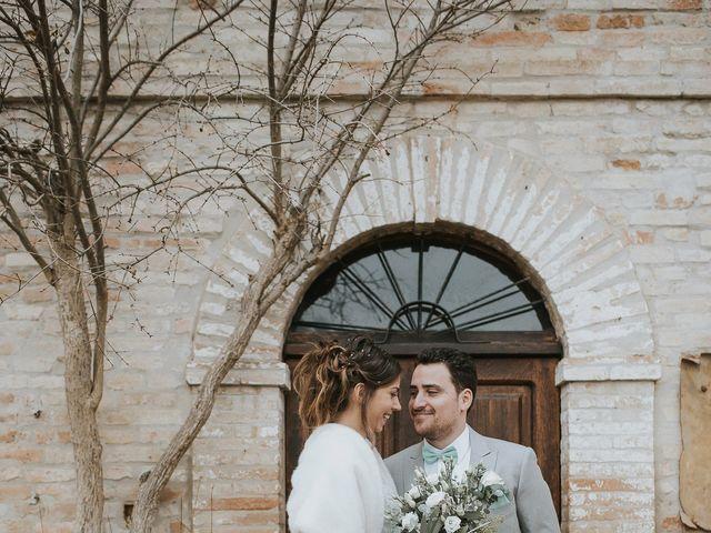 Il matrimonio di Filippo e Valentina a Montegridolfo, Rimini 31