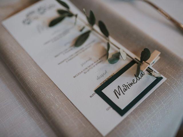 Il matrimonio di Filippo e Valentina a Montegridolfo, Rimini 39