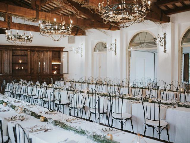 Il matrimonio di Filippo e Valentina a Montegridolfo, Rimini 40