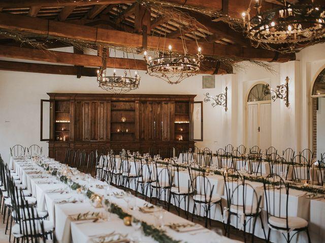 Il matrimonio di Filippo e Valentina a Montegridolfo, Rimini 42