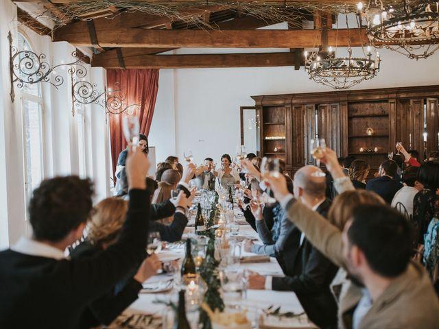 Il matrimonio di Filippo e Valentina a Montegridolfo, Rimini 43