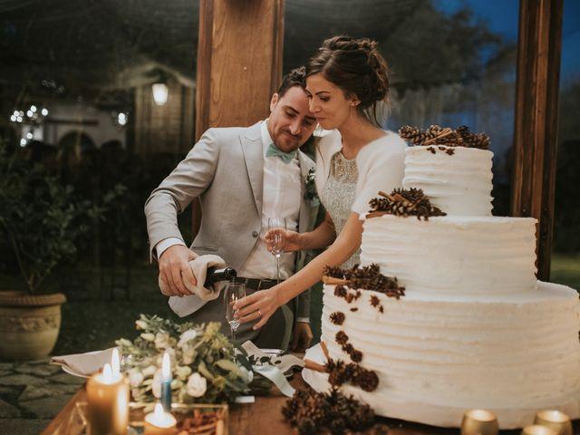 Il matrimonio di Filippo e Valentina a Montegridolfo, Rimini 48