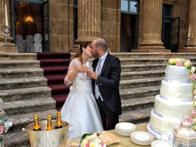 Il matrimonio di Pierluca e Anna a Bagheria, Palermo 13