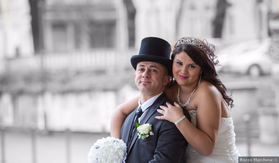 Il matrimonio di Luigi e Siham a Cavriago, Reggio Emilia