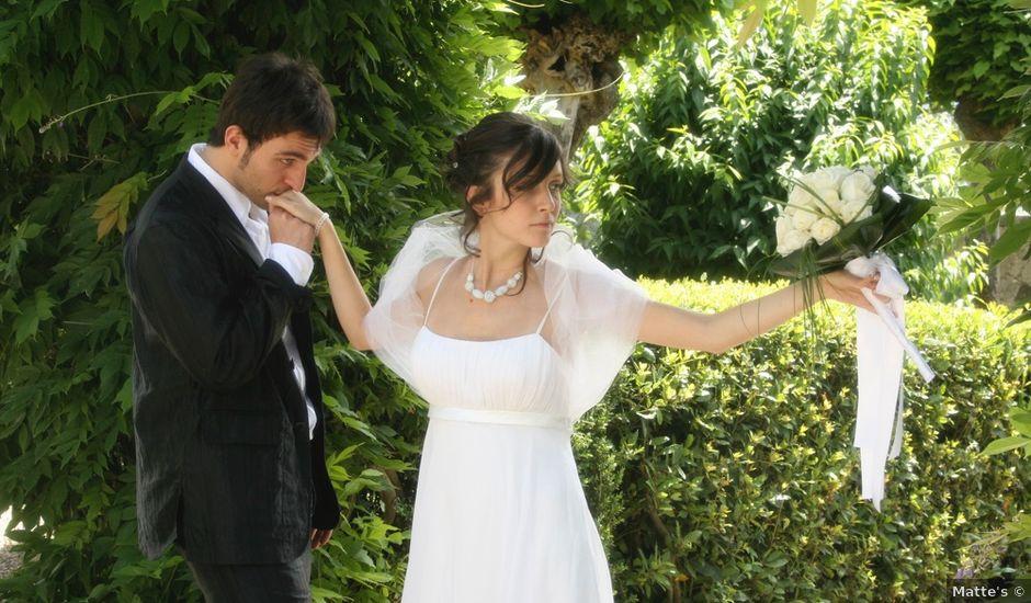 Il matrimonio di Simone e Valentina a Montemurlo, Prato