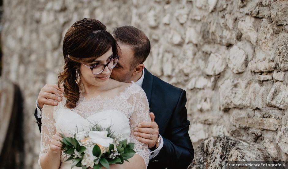 Il matrimonio di Marco e Ilaria a Spinete, Campobasso