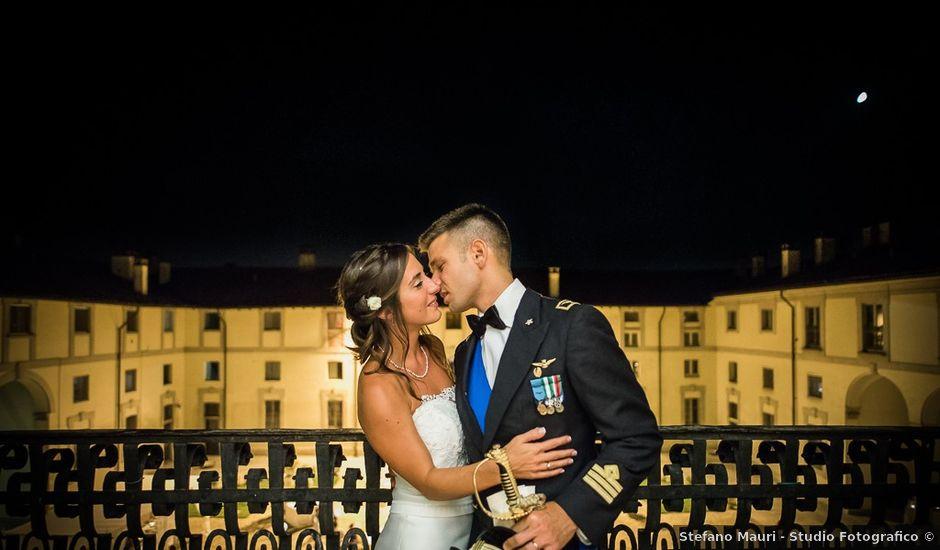 Il matrimonio di Alessandro e Giulia a Pavia, Pavia