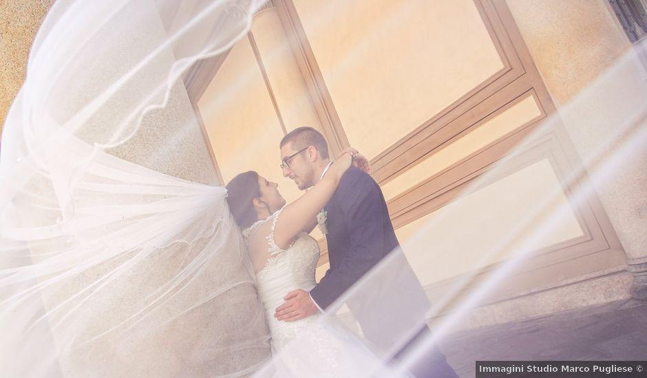 Il matrimonio di Federico e Valeria a Novara, Novara