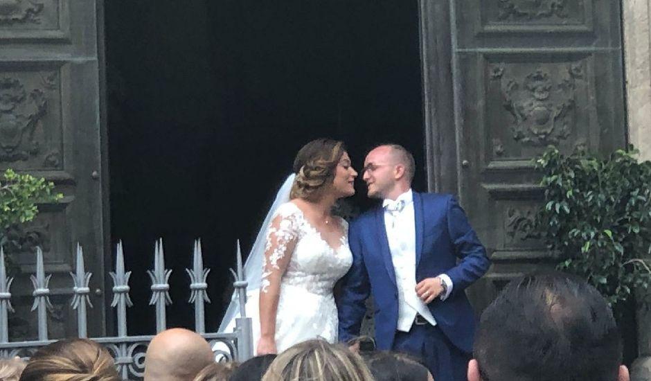 Il matrimonio di Rosario  e Erika a Palermo, Palermo