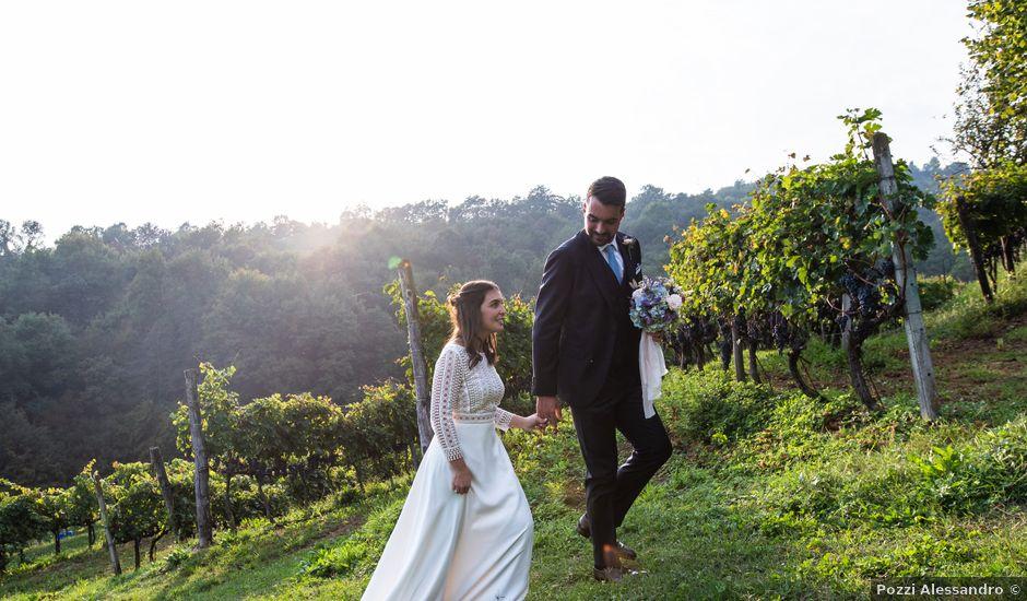 Il matrimonio di Andrea e Valeria a Perego, Lecco