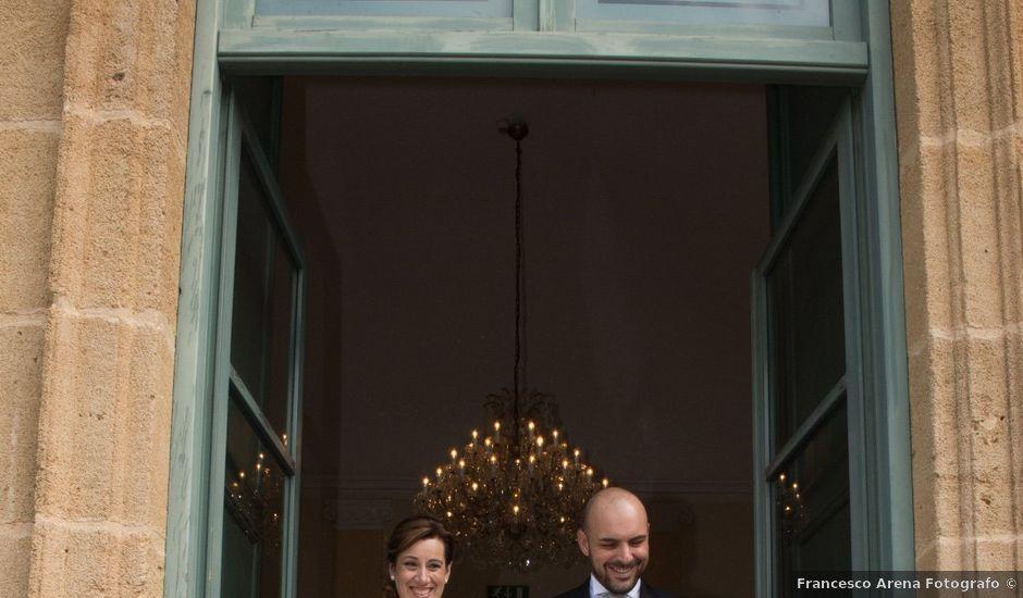 Il matrimonio di Pierluca e Anna a Bagheria, Palermo