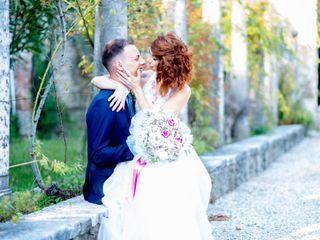 Le nozze di Romina e Mirco